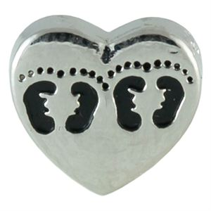 Picture of Twin Heart Charm
