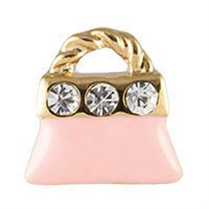 Picture of Pink Purse Charm
