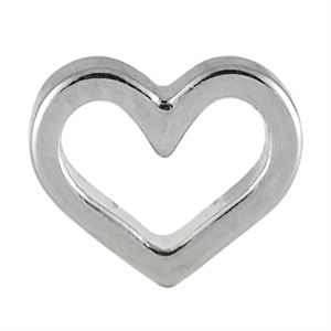 Picture of Silver Heart Charm