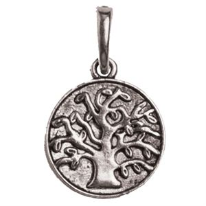 Picture of Silver Tree of Life Droplet