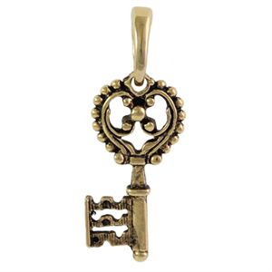Picture of Gold Key Droplet