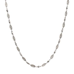Picture of Nickel-Free Silver Natalie Chain: 16-19""