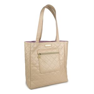 Picture of Gigi Hill Katharine Tan Quilt Tote